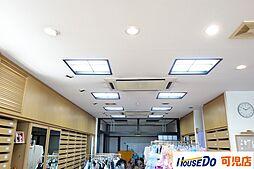 一階店舗照明