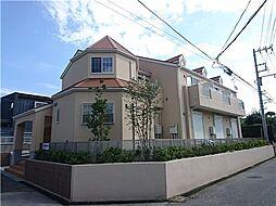 千葉県船橋市習志野台2丁目の賃貸アパートの外観