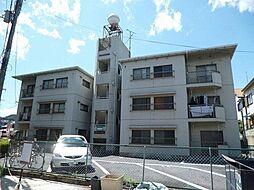 滋賀県大津市桜野町2丁目の賃貸マンションの外観