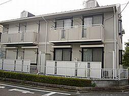 ドミール恋ヶ窪C[101号室]の外観