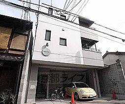 京都府京都市下京区南八百屋町の賃貸マンションの外観
