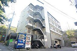 枚方グランドマンション[2階]の外観