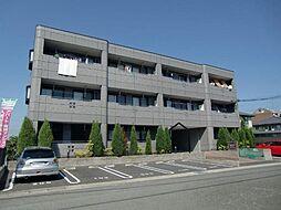 愛知県清須市西田中白山の賃貸マンションの外観
