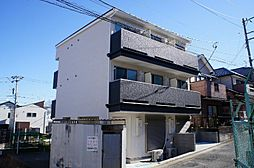 神奈川県秦野市北矢名の賃貸アパートの外観