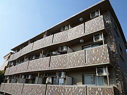 静岡県浜松市浜北区沼の賃貸マンションの外観