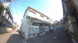 [テラスハウス] 大阪府大東市津の辺町 の賃貸【/】の外観