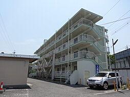 ビレッジハウス加賀田 1号棟[4階]の外観