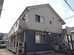 神奈川県横浜市神奈川区神大寺2丁目の賃貸アパートの外観