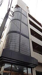 神奈川県川崎市多摩区宿河原6丁目の賃貸マンションの外観