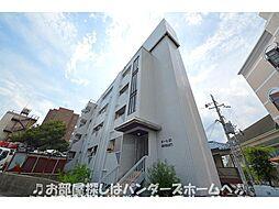 大阪府枚方市新町2丁目の賃貸マンションの外観
