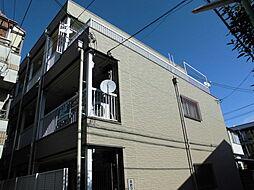 本町マンション[301号室]の外観