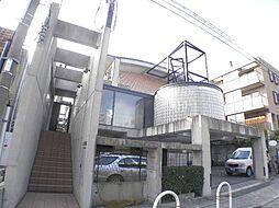 兵庫県芦屋市船戸町の賃貸マンションの外観