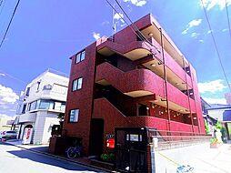 煉瓦館87[3階]の外観