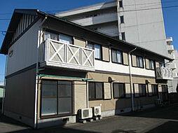 ベアーフィールドB棟[202号室号室]の外観