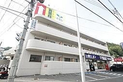 広島県広島市安佐南区伴東3丁目の賃貸マンションの外観
