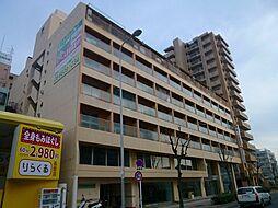 西田辺ハイツ[7階]の外観