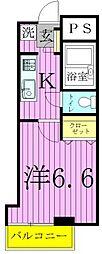 Ma・Village(マ・ヴィラージュ)[3階]の間取り