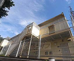 京都府京都市東山区今熊野剣宮町の賃貸アパートの外観