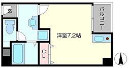 アークYマンション[3階]の間取り