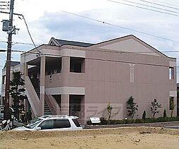 京都府相楽郡精華町祝園西の賃貸マンションの外観