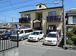 コーポ杉田[102号室]の外観