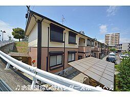 大阪府枚方市磯島南町の賃貸アパートの外観