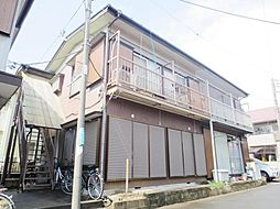 埼玉県さいたま市南区四谷1丁目の賃貸アパートの外観
