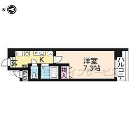 五条高倉Vivre2[605号室]の間取り