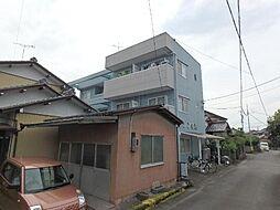 岐阜県関市平賀町7丁目の賃貸マンションの外観