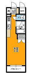 ソフィアステージ豊田[211号室]の間取り