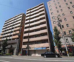 京都府京都市南区東九条上殿田町の賃貸マンションの外観