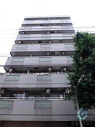 ポートヴィラ弁天3[6階]の外観
