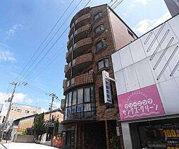 京都府京都市南区四ツ塚町の賃貸マンションの外観