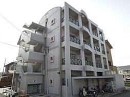 シャルマンフジ久米田五番館[1階]の外観