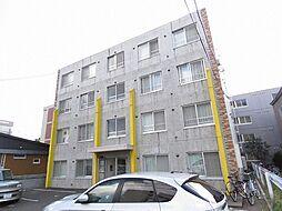 サザンフィールド東札幌[106号室]の外観