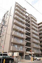 北海道札幌市中央区北四条西17丁目の賃貸マンションの外観