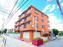 東京都小平市花小金井南町2丁目の賃貸マンションの外観