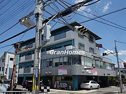 兵庫県神戸市西区白水2丁目の賃貸マンションの外観