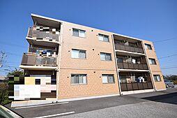 栃木県下都賀郡壬生町大師町の賃貸マンションの外観