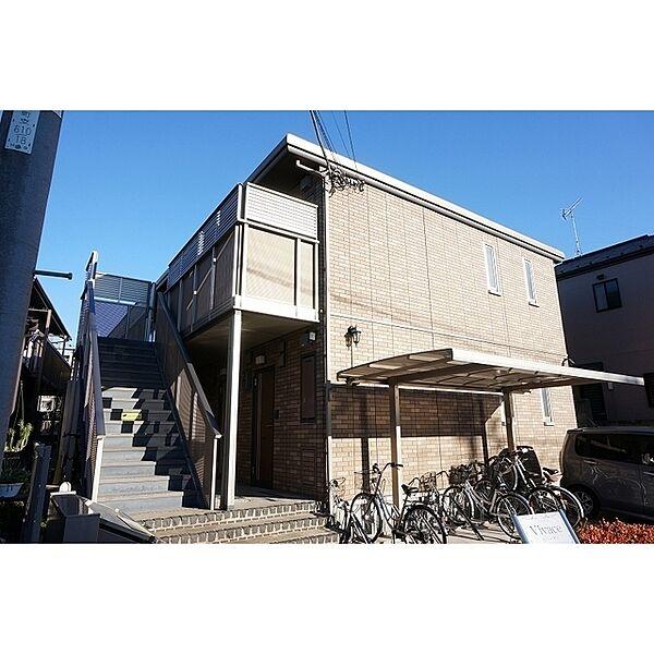 Vivace(ビバーチェ) 1階の賃貸【千葉県 / 千葉市稲毛区】