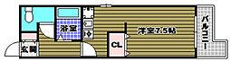 パインリバーI[4階]の間取り