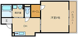 仮)古市4丁目新築[1階]の間取り