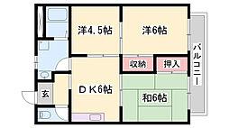 播磨高岡駅 4.2万円