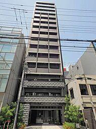 プレサンス堺筋本町駅前[4階]の外観