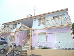 シーズ桜B[201号室]の外観