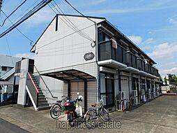神奈川県相模原市中央区淵野辺2丁目の賃貸アパートの外観