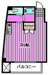 SE大宮[402号室]の間取り