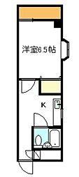 セレクション松島[2階]の間取り