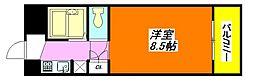 ノアーズアーク・長田21 501号室[5階]の間取り