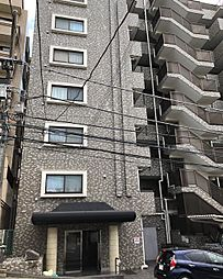 神奈川県横浜市神奈川区台町13の賃貸マンションの外観